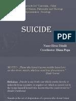 Suicide [Proiect]f
