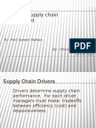 Drivers of Supply Chain Management - FINAL