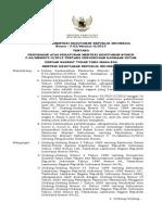 Peraturan Menteri Kehutanan Nomor P 62 TAHUN 2013 Perubahan Atas Peraturan Menteri Kehutanan Nomor P 44 2012 Tentang Pengukuhan Kawasan Hutan