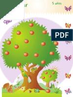 Libro Preescolar Apresto Colores (Lindo)