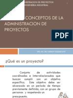 UNIDAD 1-Administracion de Proyectos