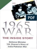 1965 War, The Inside Story