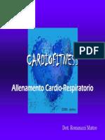 Allenamento Cardio Respiratorio