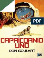 Capricornio Uno - Ron Goulart