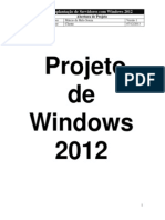 ProjetoImplantaçãoSrvs2012
