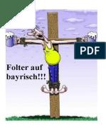 Folter Auf Bayrisch