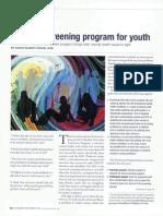 A Model Screening Program for Youth Ok Para Seguir.pdf Ok