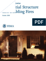 Residential Structure and Building Fires