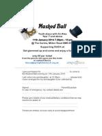 14.1.11 Masked Ball Invite