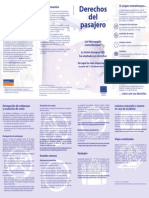 2005 Derechos Pasajero