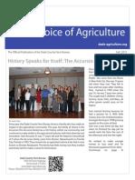 Dade County Farm Bureau Voice of Agriculture