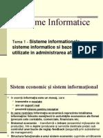 Sist. Info T1