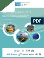 Rapport Annuel (2012) du MedPartnership