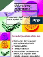 Tradisionalisme_Konservatisme