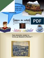 Ceasca de Cultura - Istoria Romanilor