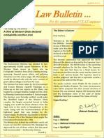 Abhyaas Law Bulletin - November 2013