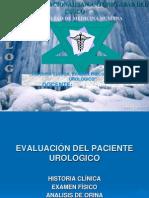 01. Historia Clinica y Examen Urologico.ppt