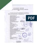 MESA DE CONCERTACION - Acta de Fundación Mesa de Concertacion cuenca Tupiza.pdf