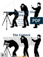 the history of the camera