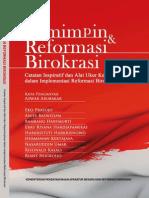 Buku Pemimpin Reformasi Dan Birokrasi