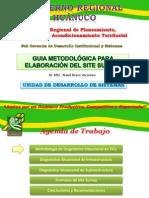 Guia Metodologia Del Site Survey -SGDIS