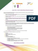 How to Prepare a Curriculum Vitae