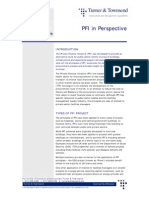 PFI in Perspective