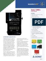 Flaw Detector Sonic1200 Plus
