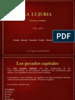 Pensentacion de La Lujuria (1)