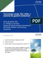 Tecnologia Verde Iso 14001 y Sistema de Gestion Ambiental (1)