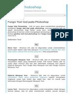 Fungsi Tool Tool Pada Photoshop.html