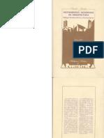 Charles Jencks Movimientos Modernos en Arquitectura Introduccion y Capitulo 1