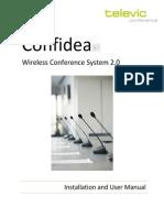 Confidea Manual v2.0