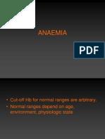 ANAEMIA I