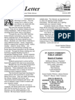 Autumn 2007 Library Newsletter