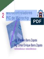 Cap2-MicrocontroladoresPICdeMicrochip
