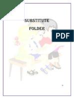 substitut folder seminar 418