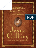 Jesus Calling Devotional Journal