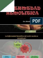 11. Enfermedad Hemolitica Del Rn