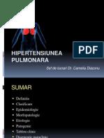 14.Hipertensiunea pulmonara
