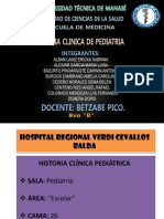 HC Pediatria