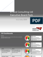 CIO Dashboard v1.0 - Errand Consulting