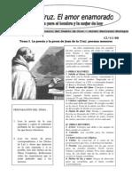 3 La poesía y la prosa de Juan de la Cruz (poemas menores)