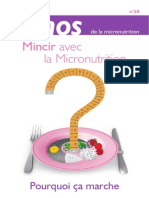 Micro Nutrition