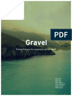 Gravel Business Plan