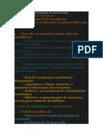 rise econômica e democratização na América Latina