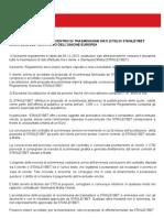 REGOLAMENTO GENERALE CENTRO DI TRASMISSIONE DATI (CTD) DI STANLEYBETMALTA (SM) SUL TERRITORIO DELL'UNIONE EUROPEA