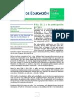 Informe de Educación