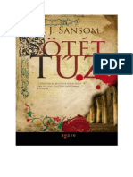 C. J. Sansom - Sotet Tuz