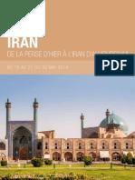De la Perse d'hier à l'Iran d'aujourd'hui